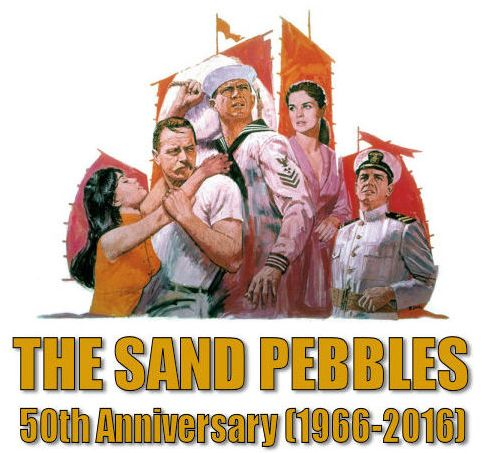 The Sand Pebbles logo